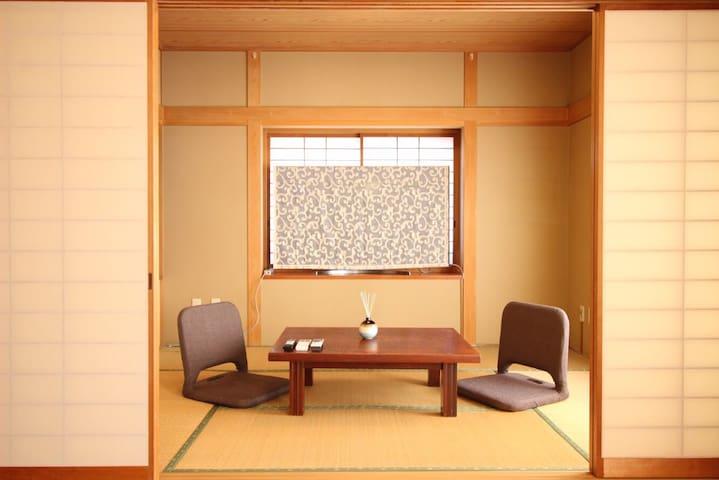 40%OFF!4minShinjuku 2minSta 75㎡ Comfort 2LDK Suite