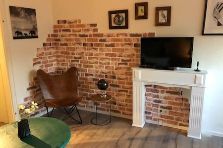 Voll ausgestattetes Apartment zentral aber ruhig
