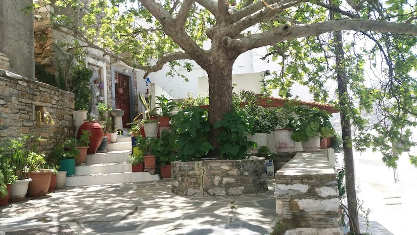 SMILIS house-filoti in the middle of Naxos island