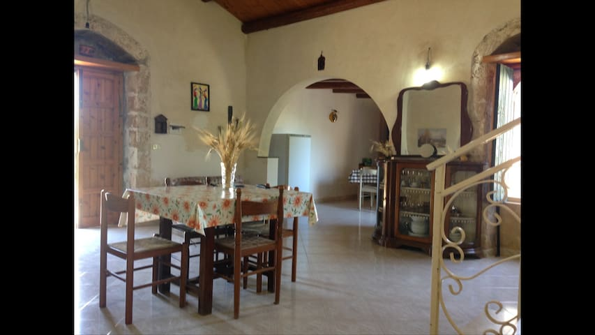 Villa Stampace , contrada Eloro - Lido di noto - Apartment