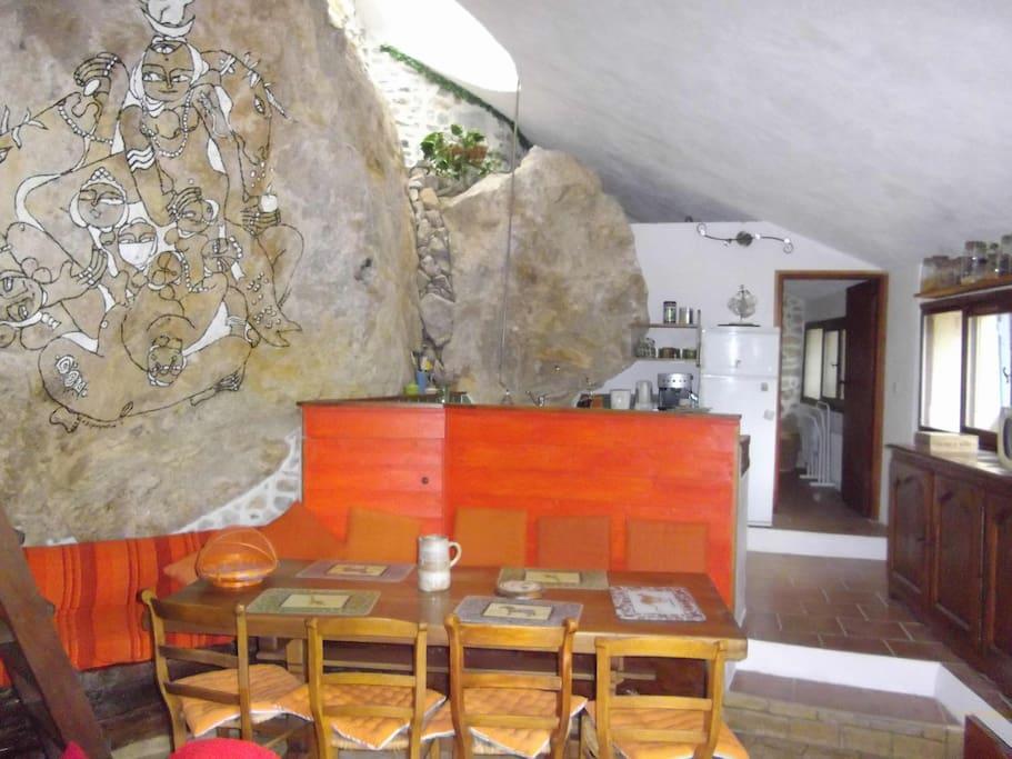 maison d 39 architecte cologique maisons louer saint jeannet provence alpes c te d 39 azur france. Black Bedroom Furniture Sets. Home Design Ideas