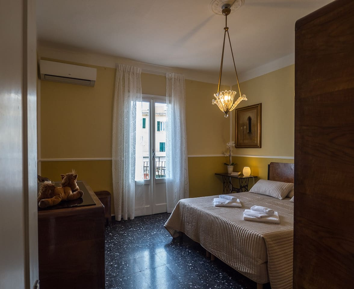 Recanissu Apartment With Balcony Ac Appartements Louer