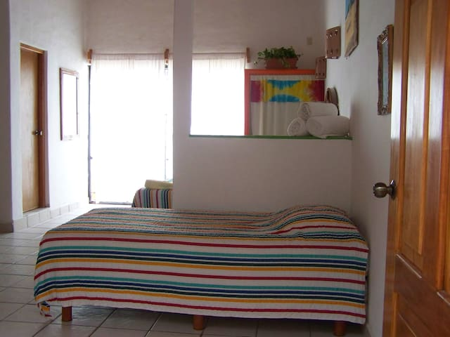 Bungalows Lunamar Bung. 3 - Sayulita - Appartement