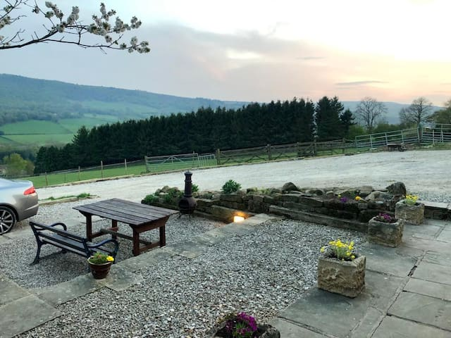 Two bedroom holiday home, Nidderdale, N. Yorkshire