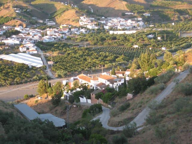 casa en aldea rustica en triana  velezmalaga 29718 - Vélez-Málaga - Hus