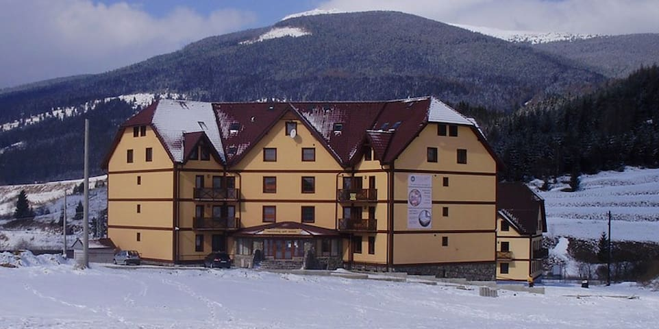Holiday mountain apartment Slovakia - Telgárt - Appartamento