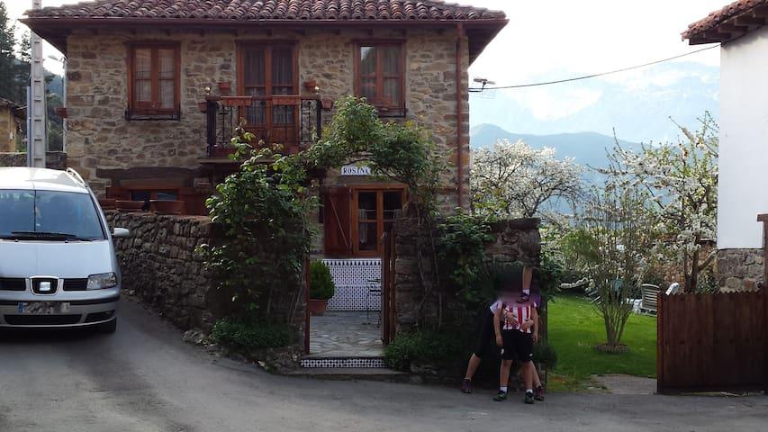Casa rustica, en Picos de Europa (CP 39574.-Frama) - Frama - Casa