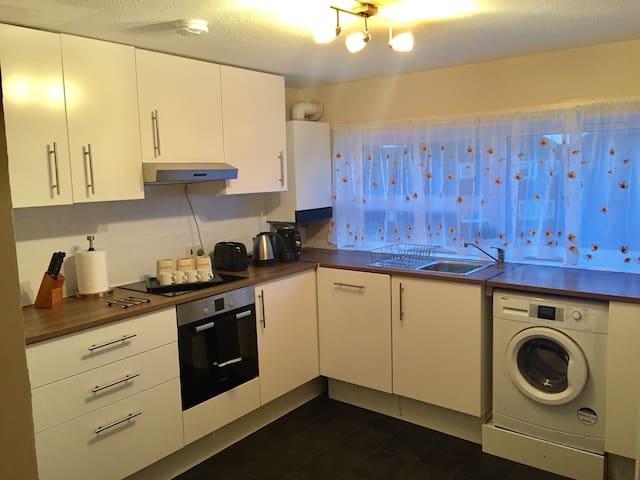 StayNorwich Apartment 54W (Parking)