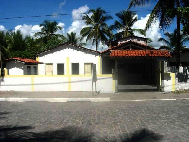 Gasthaus 20 mt von Strand entfernt - Canavieiras - Bed & Breakfast