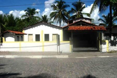 Gasthaus 20 mt von Strand entfernt - Canavieiras - Inap sarapan