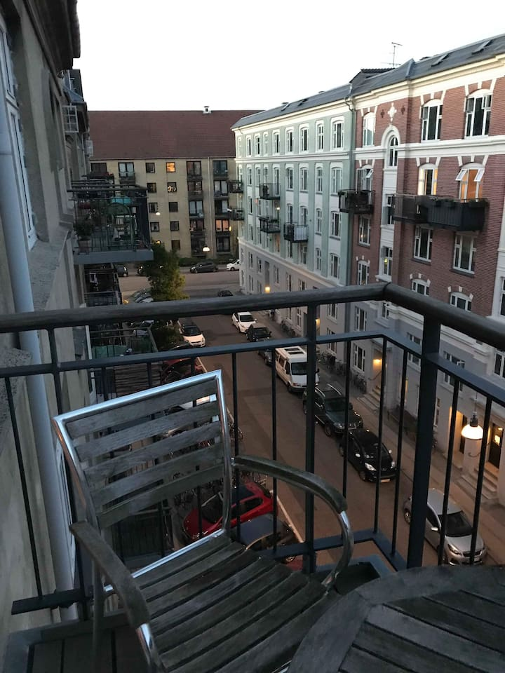 Charming apartment in Christianshavn
