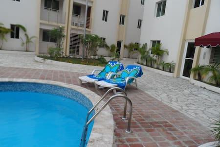 Aquarel Apartment