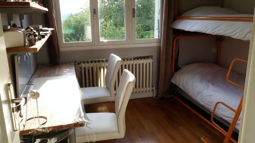 Chambre au calme 12 m² ! 2 Pers. - Feyzin - Casa
