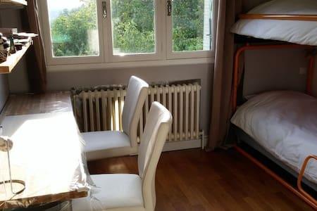 Chambre au calme 12 m² ! 2 Pers. - Feyzin - Dům