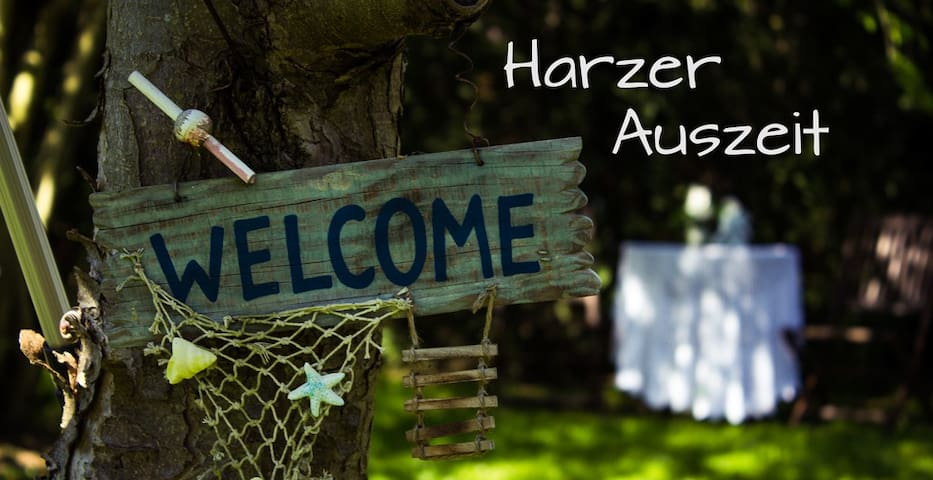Ferienwohnung Harzer Auszeit Hattorf - Hattorf am Harz - Apartment