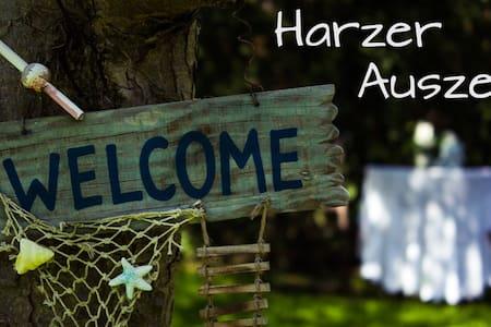 Ferienwohnung Harzer Auszeit Hattorf - Hattorf am Harz