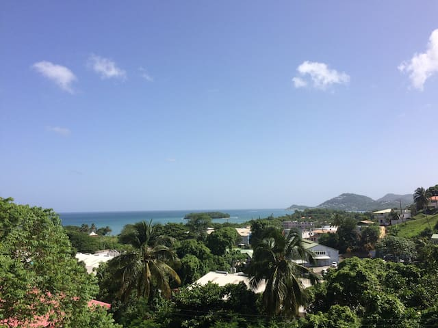 City Gate 2 Apartment - Castries City - Pis