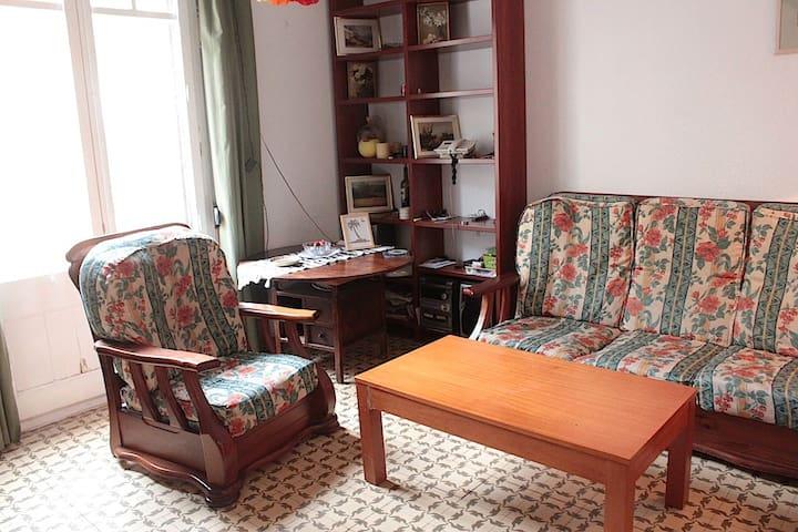 Room in the heart of Taragona