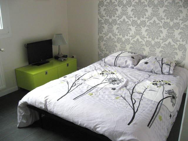 location chambre BandB tout confort - Saint-Pair-sur-Mer - Bed & Breakfast