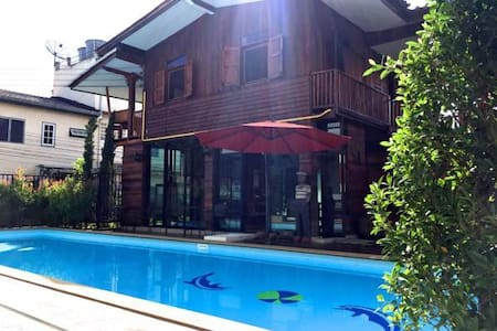 Pagoda House - Chiang Mai - Bed & Breakfast