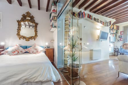 Cozy apartment in old town Palma - Palma de Maiorca