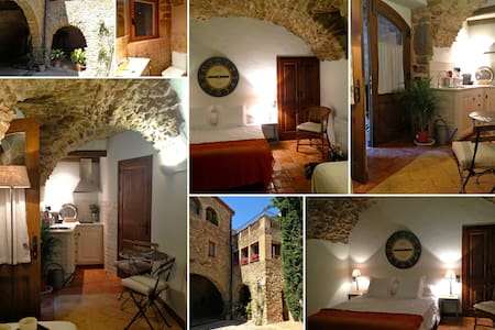 Charming studio apartment - Monells - Apartmen