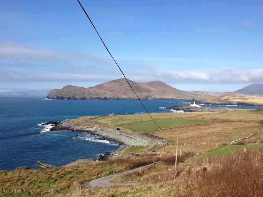 Views from Valentia Island