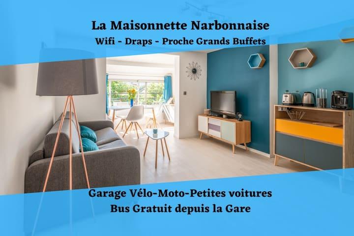 ♥La Maisonnette Narbonnaise♥  ♥Les Grands Buffets♥