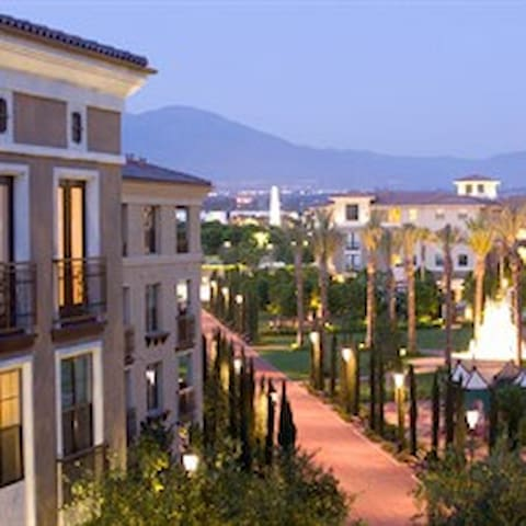 luxury Resort-Style (the Village App in Irvine)