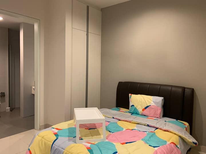 (Sanitized) En-suite Room @ Nadayu28 Residence