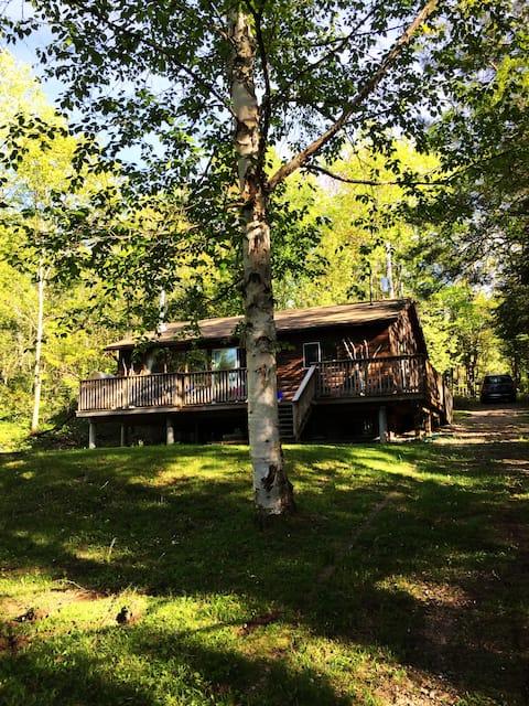 Burns Family Lake House, Georgian Bay, Skerryvore