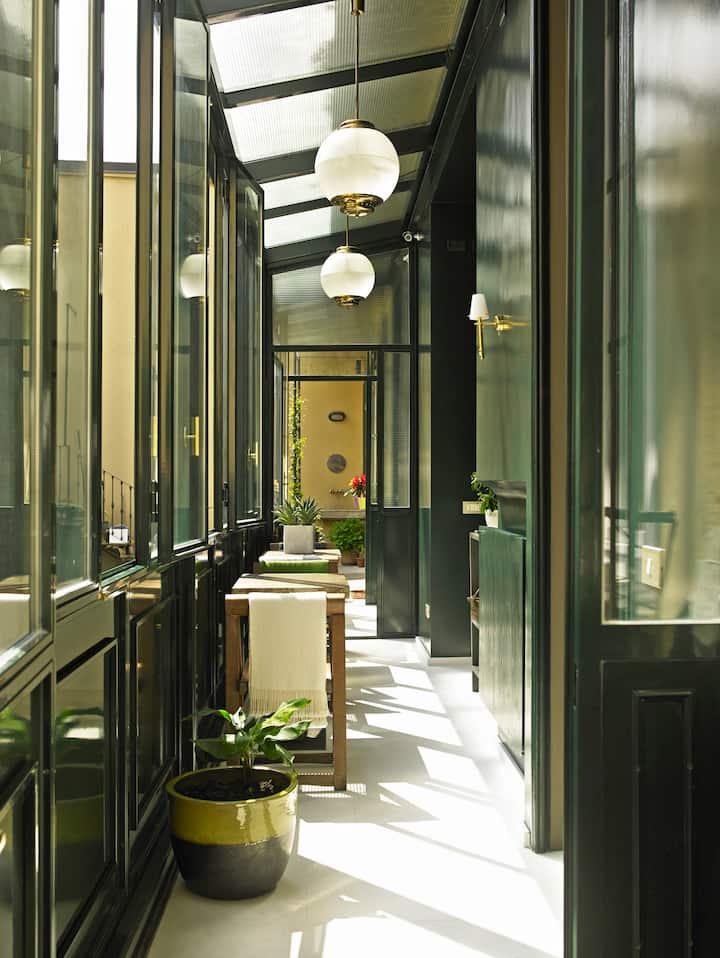 Design and tradition - Porta Volta