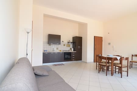 One bedroom apartment with balcony - Nizza di Sicilia