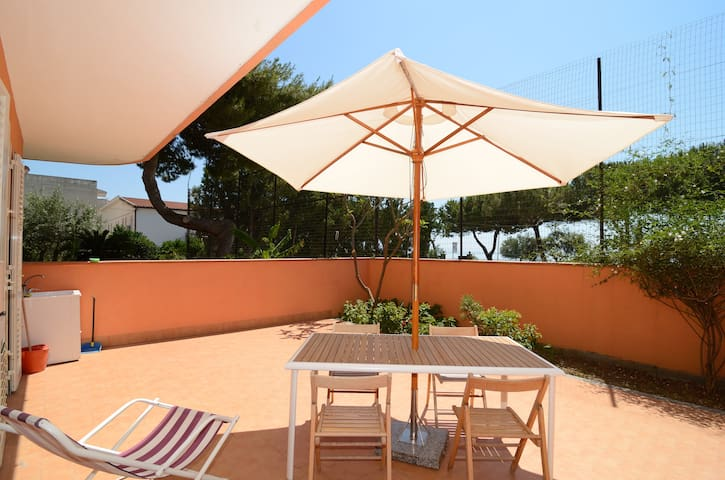 One bedroom apartment with terrace - Nizza di Sicilia - Apartment