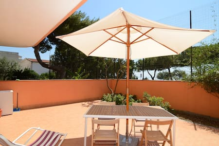 One bedroom apartment with terrace - Nizza di Sicilia