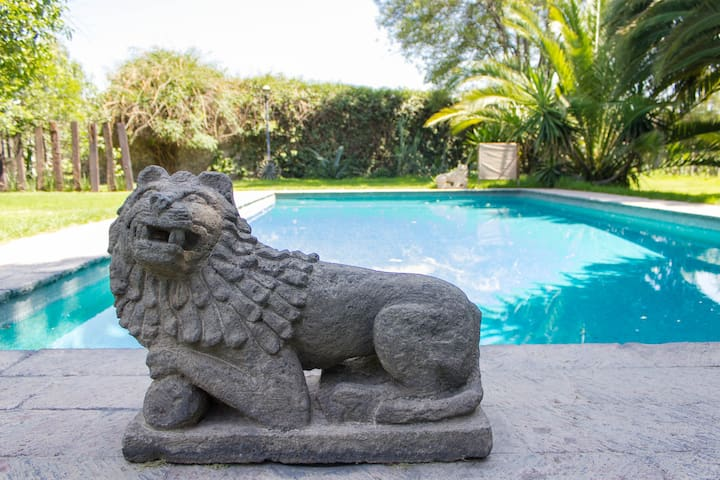 Teotihuacan   Posada Colibrí