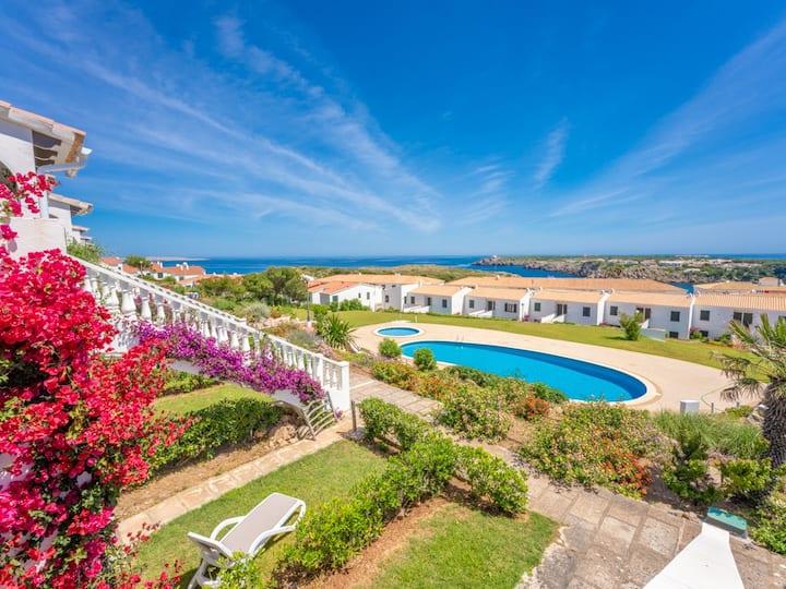 Nice apartament near the beach, Menorca