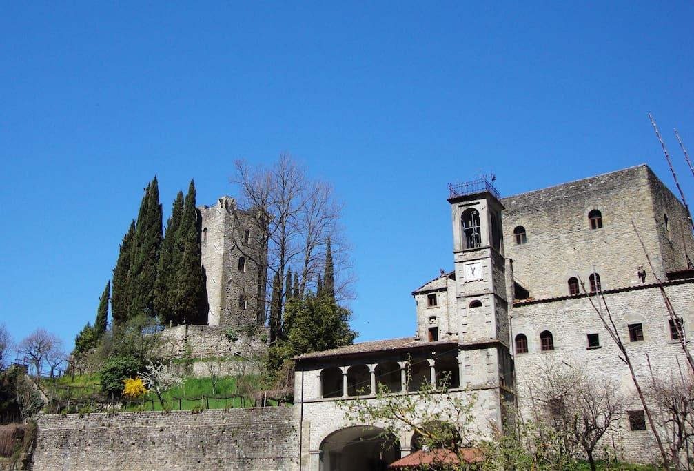 Verrucola's Castle