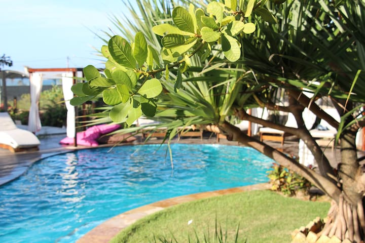 Paradise in North east of Brazil - Caucaia - Bed & Breakfast