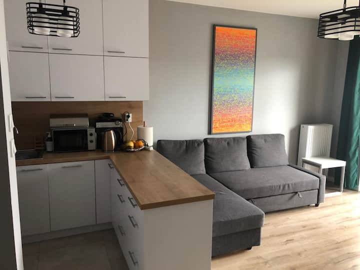 Spacious room close to the city centre