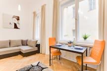 Absolute DOWNTOWN PRAGUE, Charles Bridge apartment