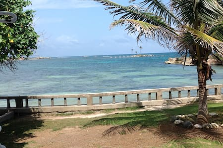 Seashells Beach House - Morant Bay