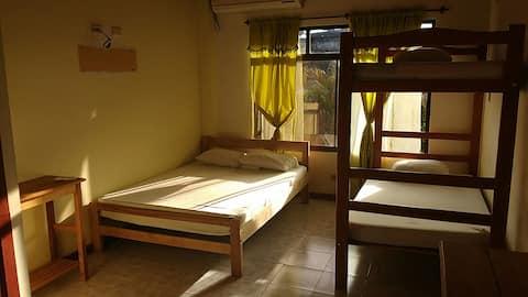 Habitaciones privadas en Tauma Hostal