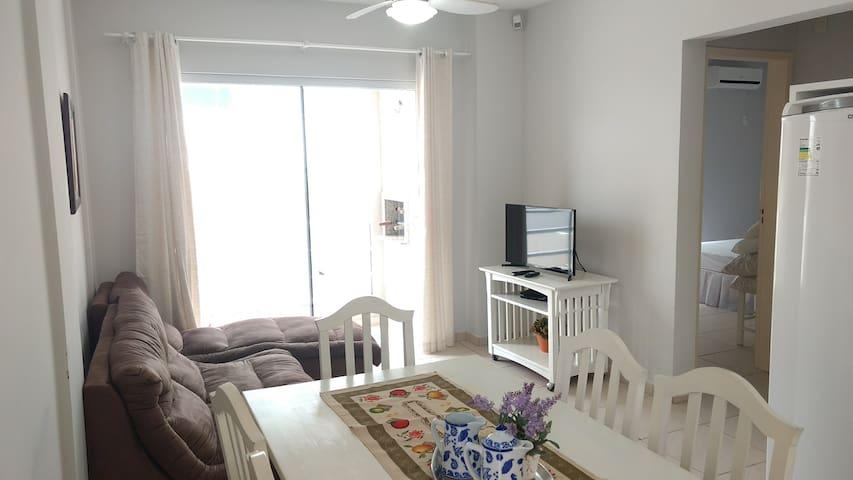 Apartamento con barbacoa a 50 metros de la playa