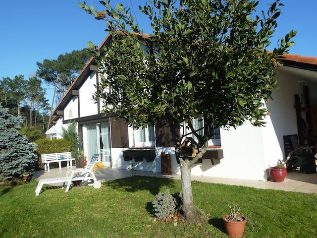 Maison de vacances avec la mer à 900m - Tarnos - Villa