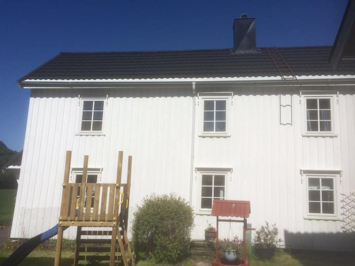 House in a great location near the river, Gaula