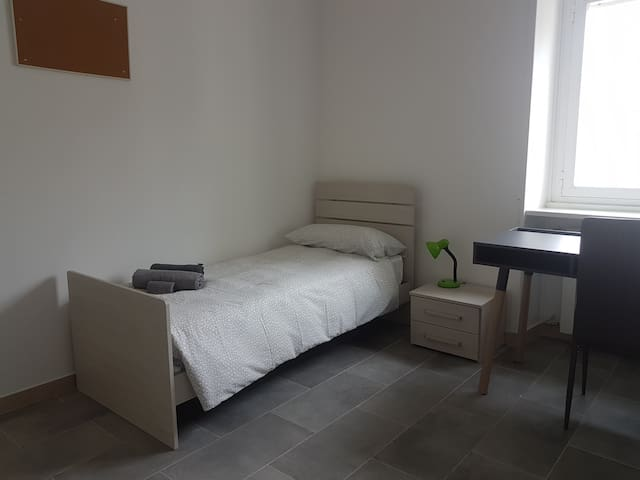 Double room for female students