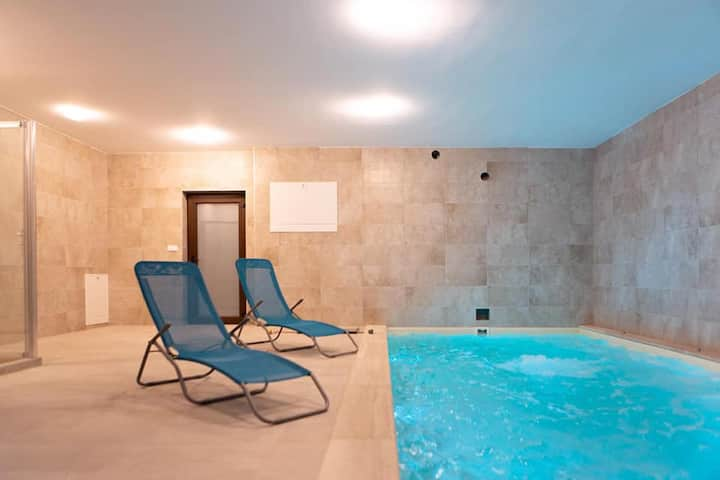 Azur Wellness Apartment-with heated pool, jacuzzi