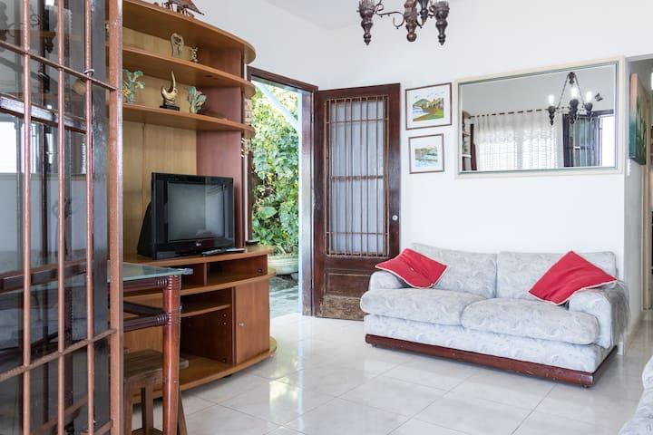 Casa em frente a Praia do sonho Itanhaem