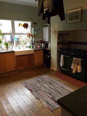 Homely bright and friendly 4 bed terrace. - Chopwell - Hus